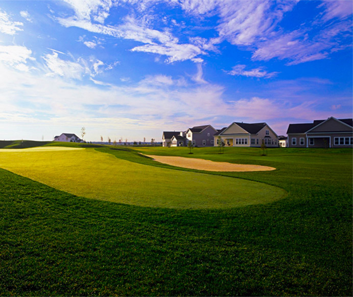 Delaware Golf Course Communities